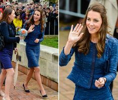 Royal tour 2014: Duchess of Cambridge style watch - Telegraph
