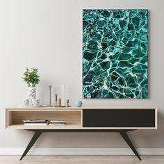 #decor 'Waiting For Summer' Art & Canvas Print @mondemosaic #mondemosaic #buyart #interiorstyling #wallart