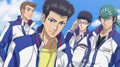 テニスの王子様 桃城 - Google Search
