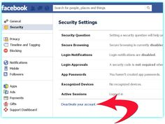 How to permanently delete a facebook account method 2 how to how to permanently delete a facebook account method 2 how to permanently delete a facebook account pinterest facebook ccuart Choice Image