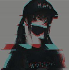 Aesthetic Gallery – Icons Randoms - Everything About Anime Anime Neko, Art Anime, Anime Art Girl, Manga Anime, Dark Anime Girl, Cool Anime Girl, Kawaii Anime Girl, Anime Love, Cute Anime Wallpaper