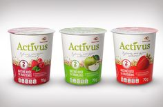 Packaging design & Branding services – ACTIVUS – Oatmeal Package Design