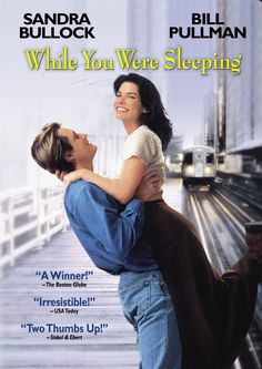 while you were sleeping - all time favorite, like a comfy pair of jeans.I only hope it hasn't lost its magic since it is steeped in memories better left behind.