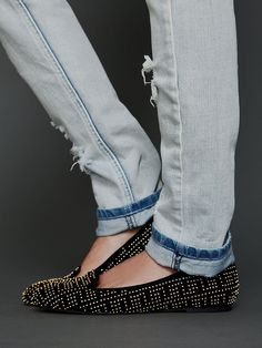 Free People Mosaic Stud Loafer - just got these in the mail today