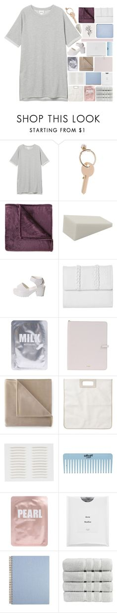 """MY BIRTHDAY // CONTEST"" by cashmer-e ❤ liked on Polyvore featuring Monki, Maison Margiela, JCPenney Home, Bench, GET LOST, Lapcos, Jil Sander, Martex, Acne Studios and Christy"