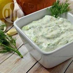 Sos tzatziki Sereny @Allrecipes.pl http://allrecipes.pl/przepis/362/sos-tzatziki-sereny.aspx