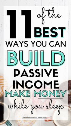 Are you looking for ways to build passive income and retire early? Check out these legitimate side hustles so you can make money while you sleep. Discover the road to financial freedom with these work from home job opportunities. Make Money Blogging, Make Money From Home, Money Tips, Money Saving Tips, Way To Make Money, Make Money Online, Money Fast, Managing Money, Money Today