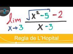 Regla L' Hopital │ejercicio 2 - YouTube