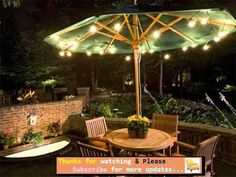 Garden Furniture Ideas   Outdoor Furniture With Lights - http://news.gardencentreshopping.co.uk/garden-furniture/garden-furniture-ideas-outdoor-furniture-with-lights/