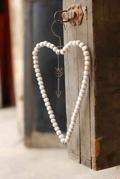 """""""You Have My Heart"""" Decorative Beaded Window Wish Catcher Lancaster Home & Holiday, $19.99"""