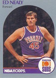 1990-91 Hoops #426 Ed Nealy U by Hoops. $0.39. 1990 Fleer Inc. trading card in near mint/mint condition, authenticated by Seller