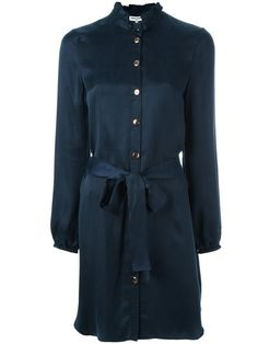 OPENING CEREMONY Belted Shirt Dress. #openingceremony #cloth #dress