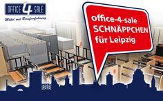 Ab heute hat #office4sale einen neuen #Standort! In #Leipzig #Leutzsch finden sich ab sofort #Restposten zu unschlagbaren #Preisen: #Büromöbel, #Bürostühle, #Container, #Sideboards uvm. für unter 89 € netto pro Stück (jeweils zzgl. Mwst.). Vorbeischauen lohnt sich heute zwischen 10-18 Uhr. Für mehr Infos hier klicken: http://www.office-4-sale.de/bueromoebel-leipzig