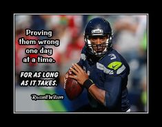 Football Inspirational Quote Wall Art, Brother Best Friend Birthday Gift for Son, Russell Wilson Poster, Motivation Wall Decor, by ArleyArt Football Motivation, Motivation Wall, Sport Motivation, Motivational Football Quotes, Baseball Quotes, Quote Wall, Wall Art Quotes, Lacrosse, Hockey