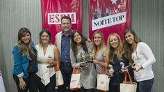 ESPM premiou os melhores projetos de graduação do curso de Comunicação Social no Noite Top ESPM. Parabéns a todos os ganhadores!