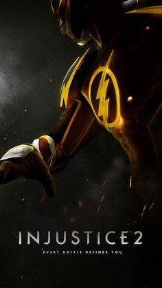 Injustice 2 Flash, Injustice 2 Game, Injustice 2 Characters, Dc Comics Characters, Superman, Batman, Superhero Movies, Mobile Legends, Marvel Vs