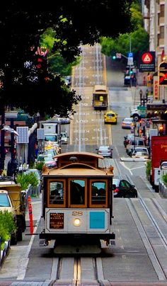 Climb aboard...  San Francisco