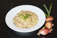 Champignon-Risotto - Rezept unter www.lebepaleo.de