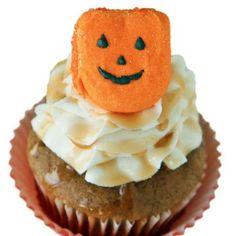 PEEPS Pumpkin Caramel Cupcakes Recipe : Target Recipes