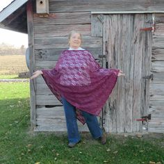 Swingy Asymmetrical Burgundy Stretch Lace by PaisleyPurveyorToo, $35.00