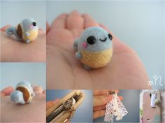 Tiny Felt Pokémon Contain Weaponized Levels of Cute