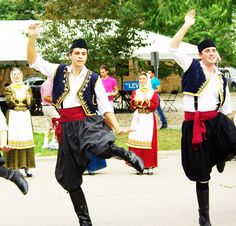 The Greek Dancers of Minnesota [http://www.greekdancersmn.com] @ 49th Annual Greek Festival, Aug 2012