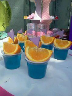 Tangle boats of jello