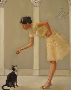 Janet Hill ''Janet Hill discovered her passion for painting as a teenager. With the support of her family and teachers, Janet ea...