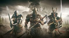 Ubisoft Announces For Honor's DLC And Season Pass Plans