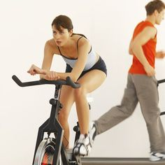 will have to try this treadmill/stationary bike workout sometime