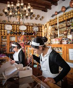 Beyond ancient Mayan ruins, Guatemala's Lake Atitlán has long been a muse to artists and writers. Traditional Guatemalan sweets are served at Antigua shop, Doña María Gordillo.