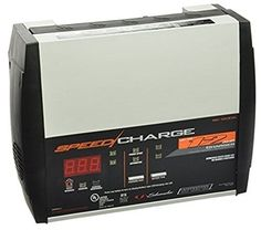 Schumacher SC CA SpeedCharge 6 Fully Automatic Battery Charger Best Battery Charger, Automatic Battery Charger, Tractor Battery, Lead Acid Battery, Schumacher, Shopping Hacks, Car Accessories, Youtube, Lawn
