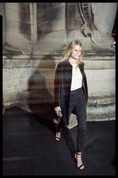 "Discover Massimo Dutti Women's Evening Collection ""La Nuit Sur Le Pont"" AW16/17 Lookbook #Eveningwear #massimoDutti #Partydress Look___000006"