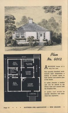 Low cost homes and summer cottages; page 16 (of No floor plans pages Craftsman House Plans, Small House Plans, House Floor Plans, Tiny House Wood Stove, Architectural Floor Plans, Small Floor Plans, Vintage House Plans, Little Houses, Small Houses