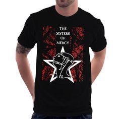 Camiseta Camisa Sisters Of Mercy