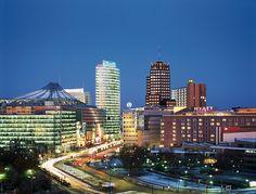 #Grand_Hyatt_Berlin #Berlin #Germany http://en.directrooms.com/hotels/info/2-5-7-28610/