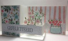 crea10us: Cards & Scrap Inspiratieblog, Z fold card....................