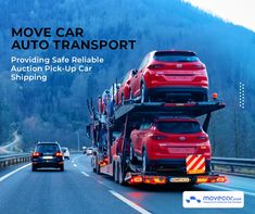 Just confirm the booking of auction auto transport and then sit back and relax. Move Car is responsible for the safe delivery of your vehicle. #AutoAuctionCarTransport #InstantShipping #OnlineAutoDelivery #movecar #CarShippingCost #autotransportcarriers #autotransport #carshipping