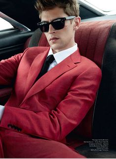 Visitanos en Facebook https://www.facebook.com/pages/EXPONLINE/141220162699654  Red 2013 - Men Fashion - Men Suit