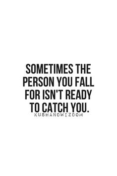 The person you fall for