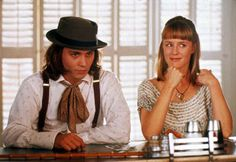 Benny & Joon -   Joon: You're out of your tree.  Sam: It's not my tree.