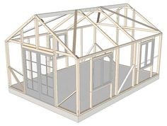Bungalow Specifications - Quality, Durability, Hand Crafted, Versatile, Dimensions