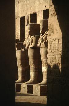 Karnak / Temple of Amun / Ramesses III