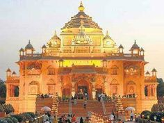 162-acre Akshardham coming up in New Jersey