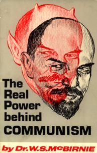 During the Red Scare, communism was compared to devil-worship, and the devil was usually portrayed as the source of communism. Communism was considered to be evil during the Red Scare so it was a natural jump for people to associate it with the devil. Cold War Propaganda, Ww2 Propaganda Posters, Communist Propaganda, Communism, Socialism, Le Vent Se Leve, Red Scare, Russian Revolution, Soviet Union
