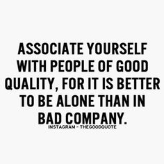 It's better to be around good quality people instead of being around people just because you want someone around. Don't settle for less than what you want out of life. You are the 5 people you most commonly associate yourself with. So you will be the company you keep so make it a good one. #cresultsfitness #life #truth #work #instagood #nj #fitfam #fitness #fitspo #results #hustle #success #personaltrainer #health #dedication #bodybuilding #instamood #gains #work #boss #business #family…
