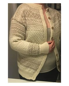 Ravelry: NordicStitches' Setesdalskofte Ravelry, Knitting, Sweaters, Fashion, Tricot, Moda, Cast On Knitting, Sweater, Pullover