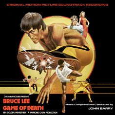 "John Barry ""The Game Of Death"""