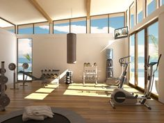 Best home ideas backyard gym images in home gyms at