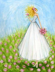 Garden Bride - Bella Pilar